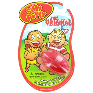 Silly Putty Enlarge View.