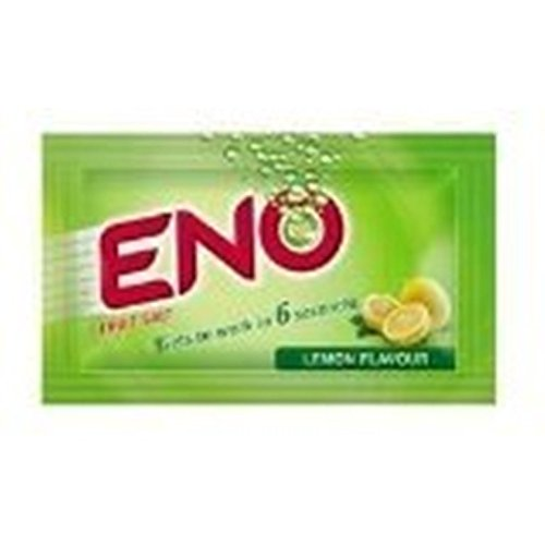 ENO Fruit Salt Fast Refreshing Relief Original Lemon Regular 30 Sachets.