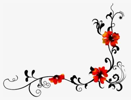 Free Flourish Clip Art with No Background , Page 3.