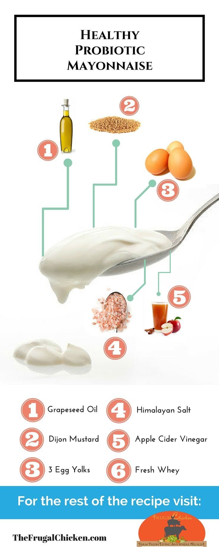 Probiotic Enriched Foods Clip Art.