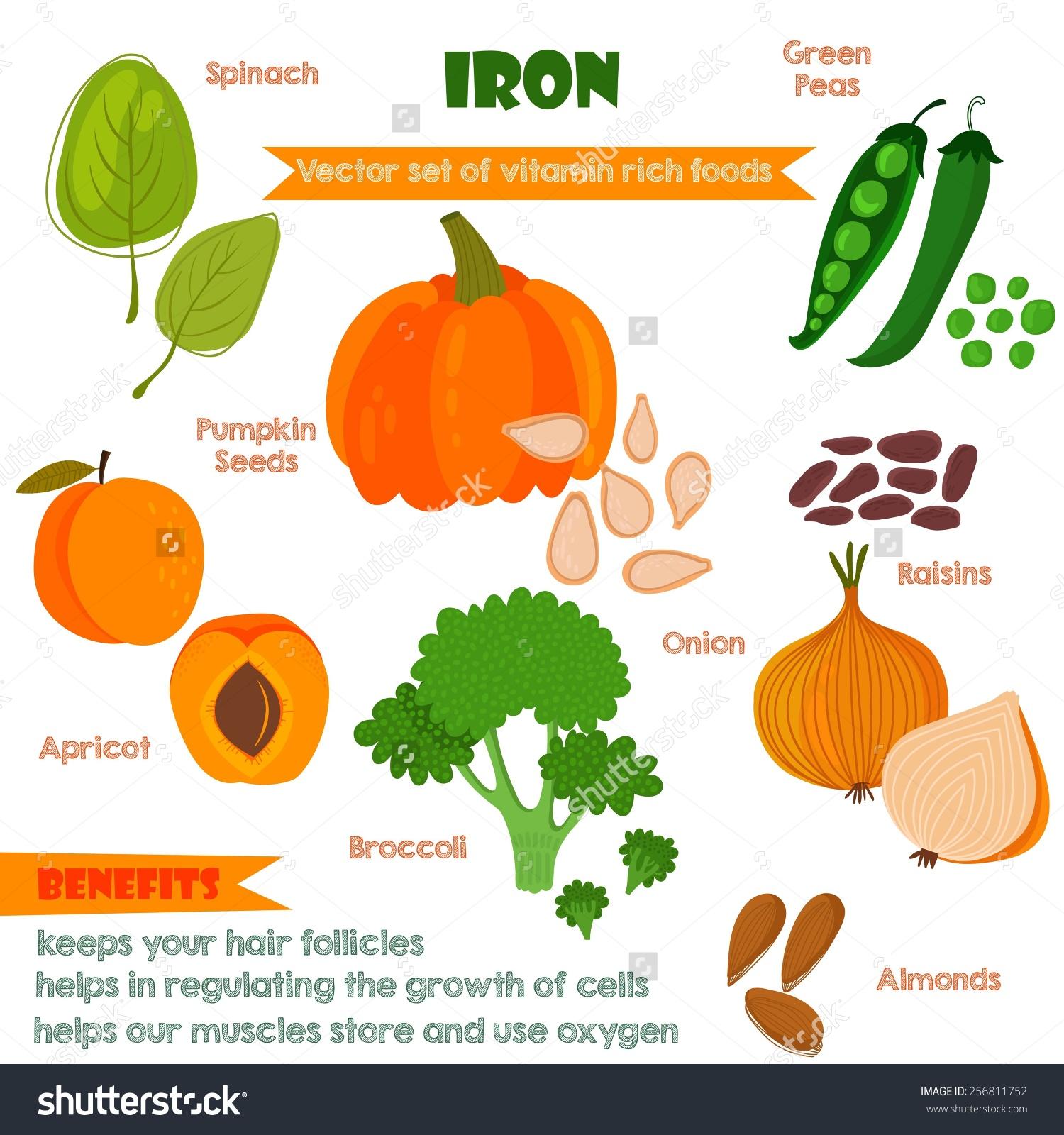 Iron.