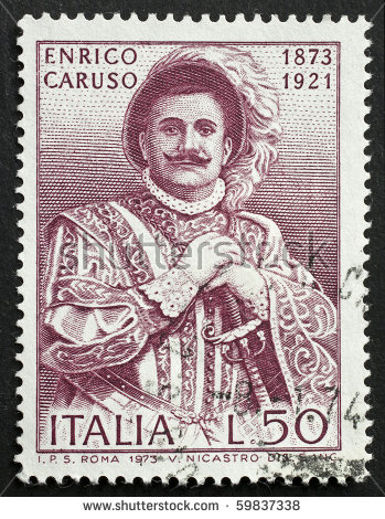 Caruso Stock Photos, Royalty.