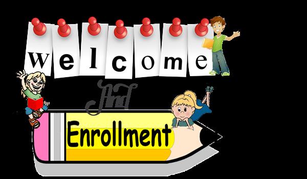 Enrollment Clipart.