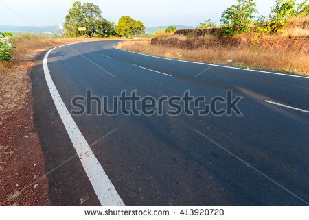 India Highway Stock Photos, Royalty.