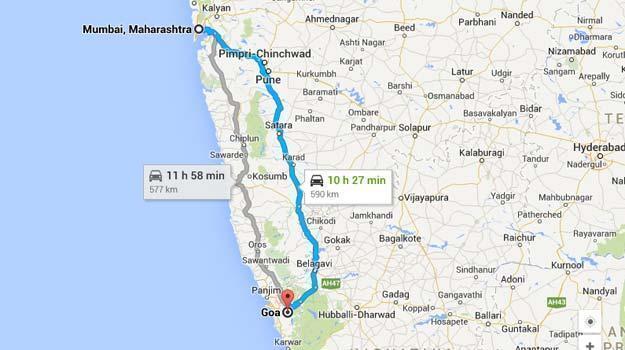 Enroute mumbai-goa highway clipart #9