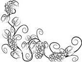 Grape vine Clipart Illustrations. 5,534 grape vine clip art vector.
