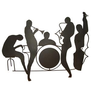 Jazz Ensemble Clipart.