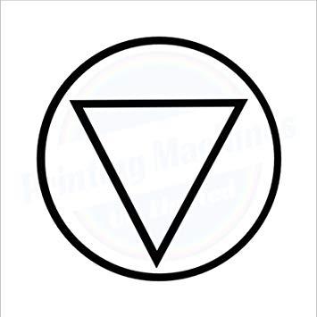 1 x Enter Shikari Logo.