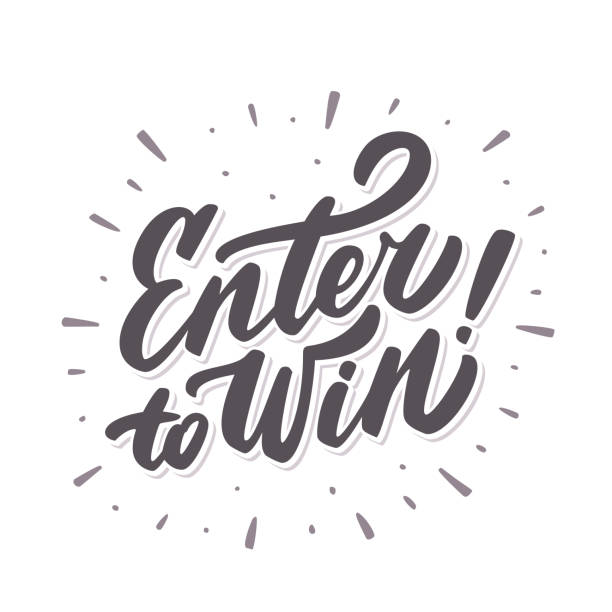 Best Enter To Win Illustrations, Royalty.