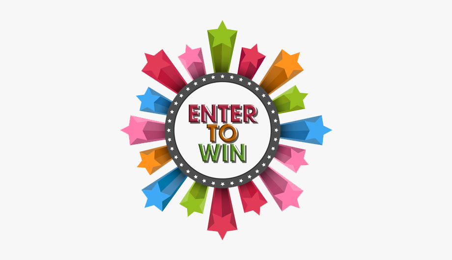 Enter To Win Png.