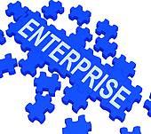 Enterprise Clip Art.