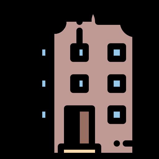 Building, enterprise Icon Free of City Element Vol.