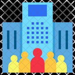 Enterprise Icon.
