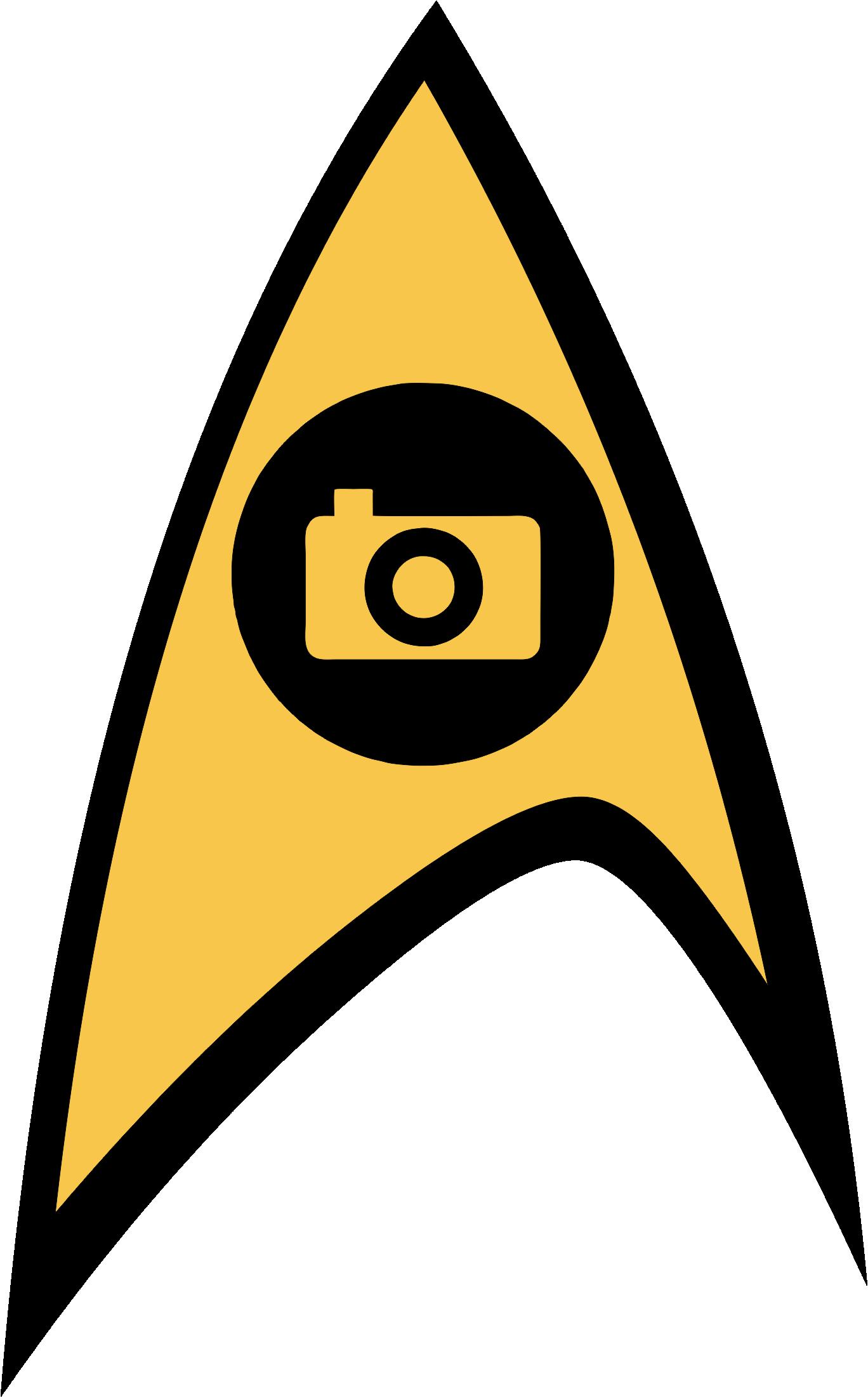 Star Trek Starship Enterprise Clip art.