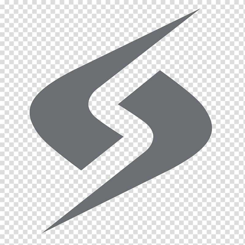Sign Enterprise Logo Customer Service Brand, grey banner.