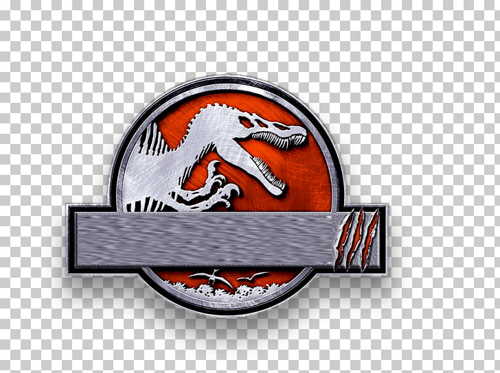 The Lost World Jurassic Park Film Logo Amblin Entertainment.
