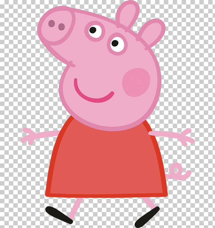 Pig Entertainment One Television show Muddy Puddles, pig PNG.