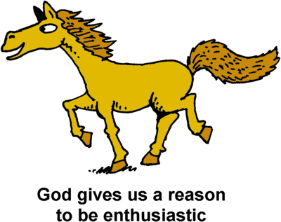 Image download: Enthusiastic Horse.