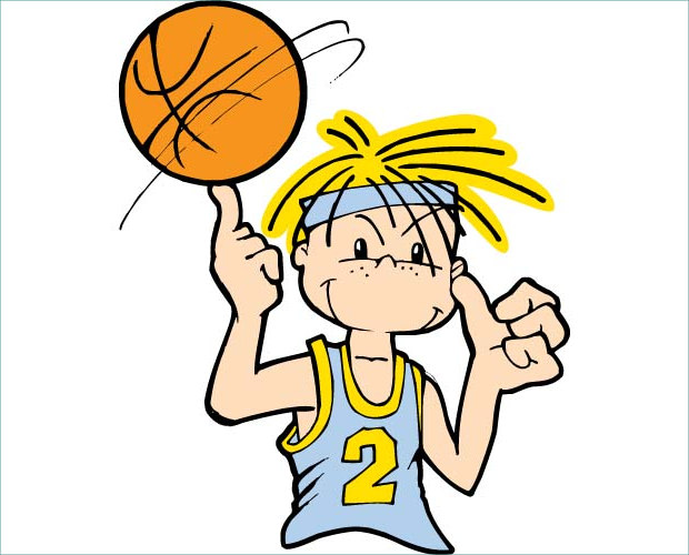 24+ Basketball Cliparts, Images, Picutures.