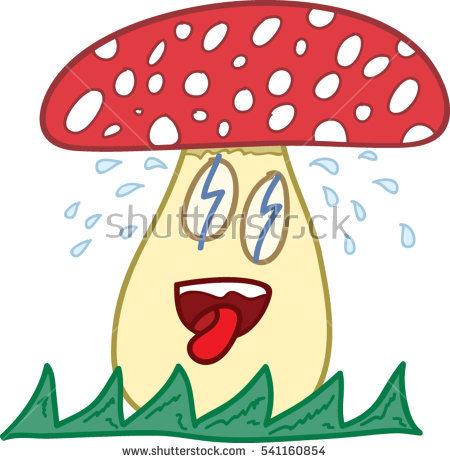 Inedible Mushroom Stock Vectors, Images & Vector Art.
