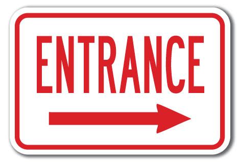 Entrance Clipart.