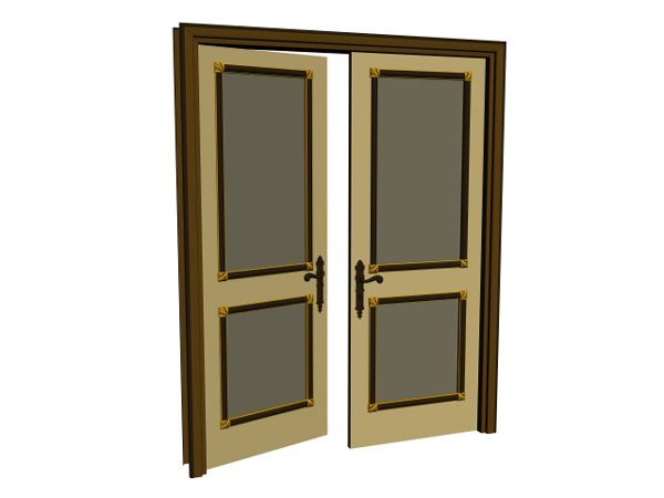 Doorway Clipart.