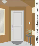 Entryway Clipart Illustrations. 63 entryway clip art vector EPS.