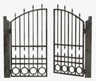 Gate, HD Png Download , Transparent Png Image.