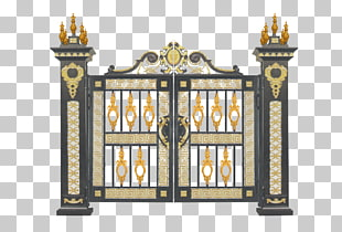 16 Fortified gateway PNG cliparts for free download.