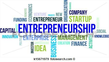 Entrepreneur Clipart.