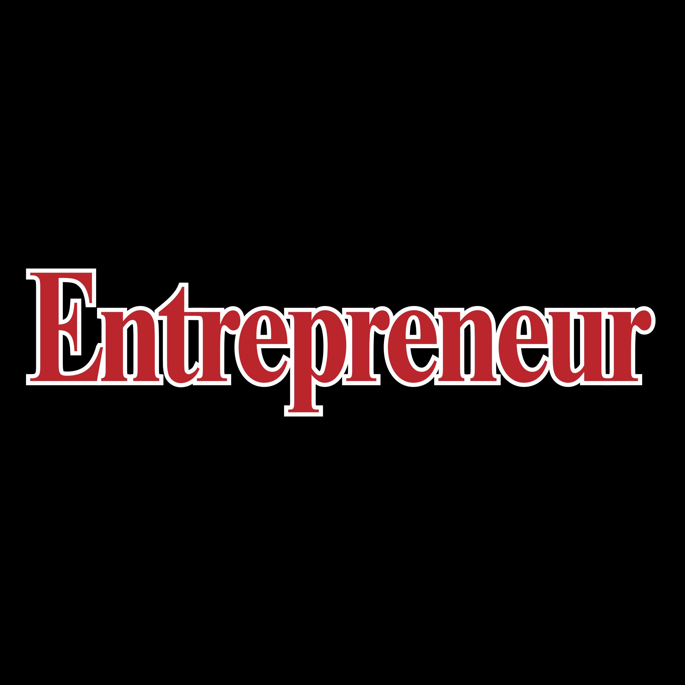 Entrepreneur Logo PNG Transparent & SVG Vector.