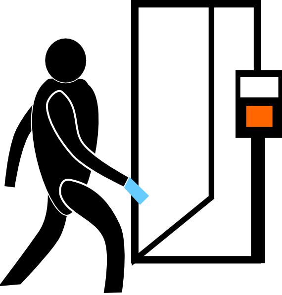 Entry Clipart.