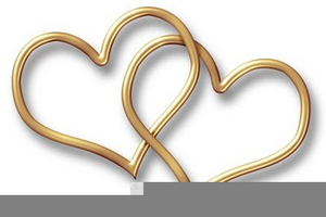 Entwined Heart Clipart.