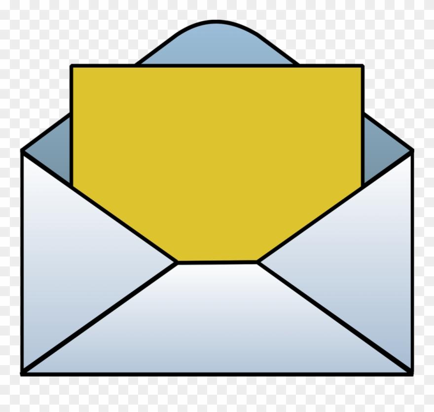 Envelope Clip Art Free Clipart Images.