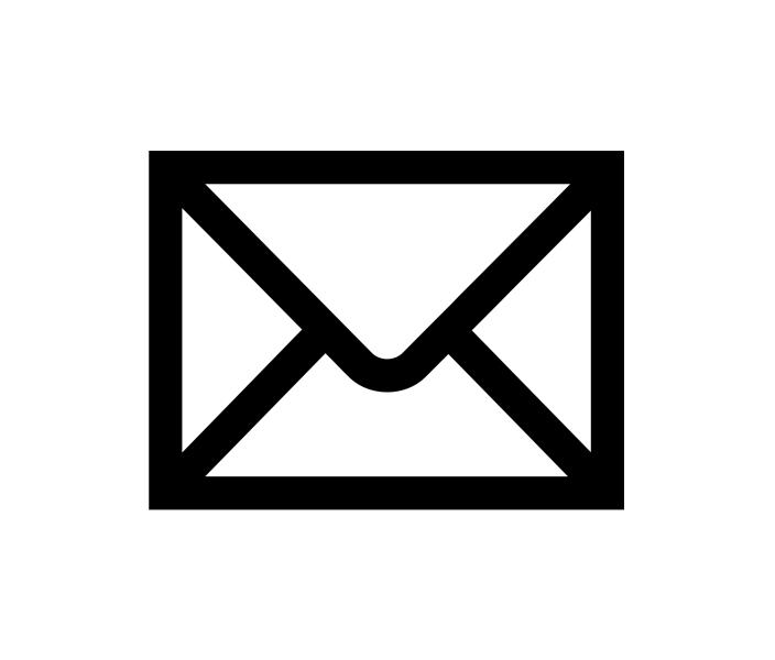 1746 Envelope free clipart.