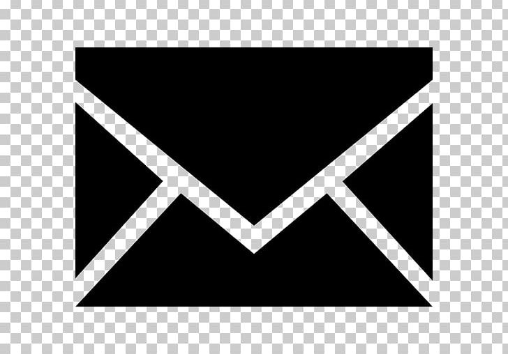 Computer Icons Envelope Mail PNG, Clipart, Angle, Black.