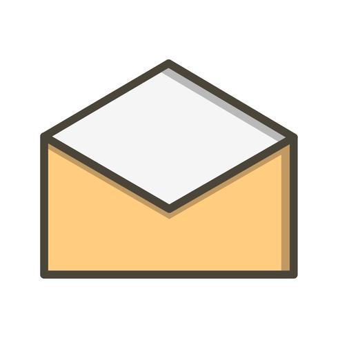 Vector Envelope Icon.