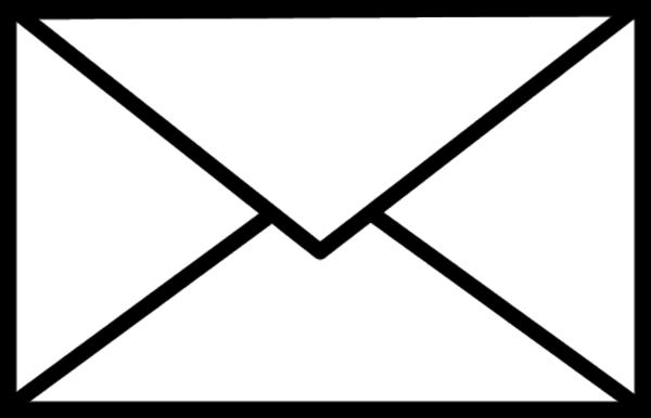Envelope Clipart Transparent.