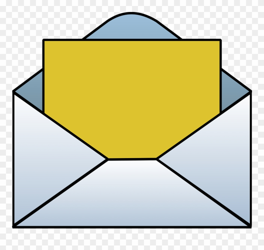 Envelope clipart mailing address, Envelope mailing address.