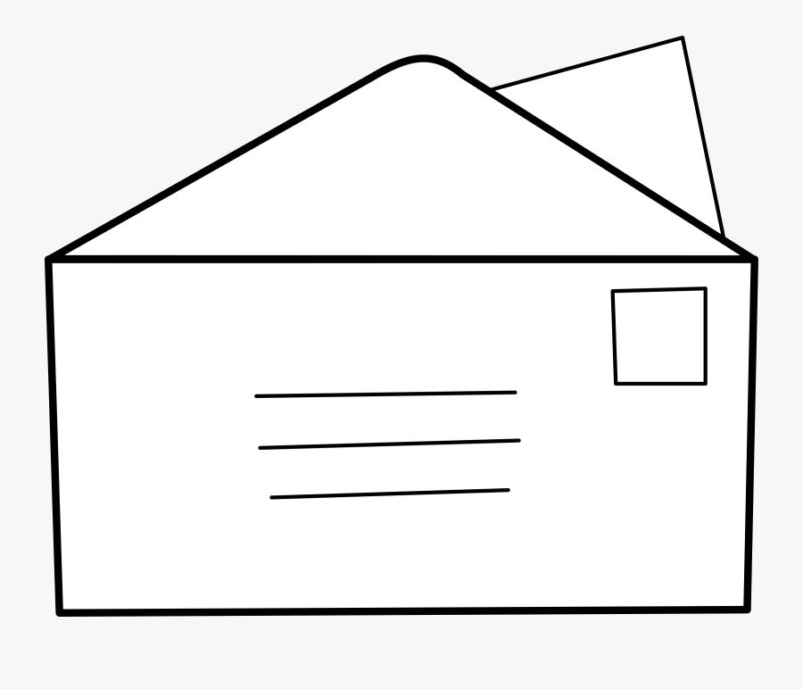 Envelope Clipart Application Letter.