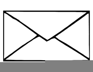 Free Envelope Clipart.