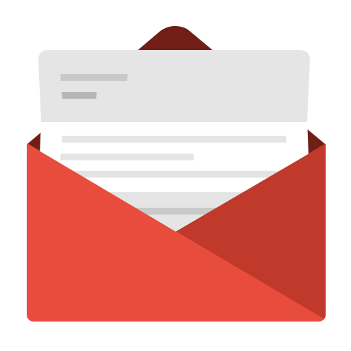 Mail Envelope Png Vector, Clipart, PSD.