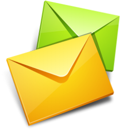 Pictures of envelopes clipart.