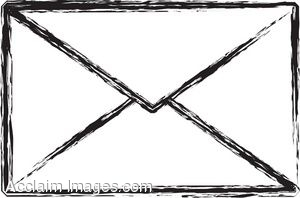 Clipart envelope.