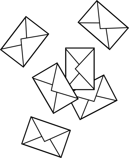 Pictures Of Envelopes.