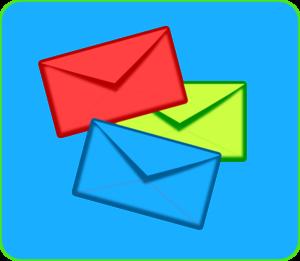 Envelopes Clipart.