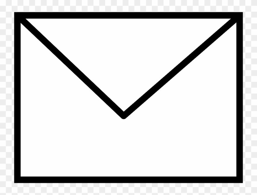 Vector Envelope Transparent.