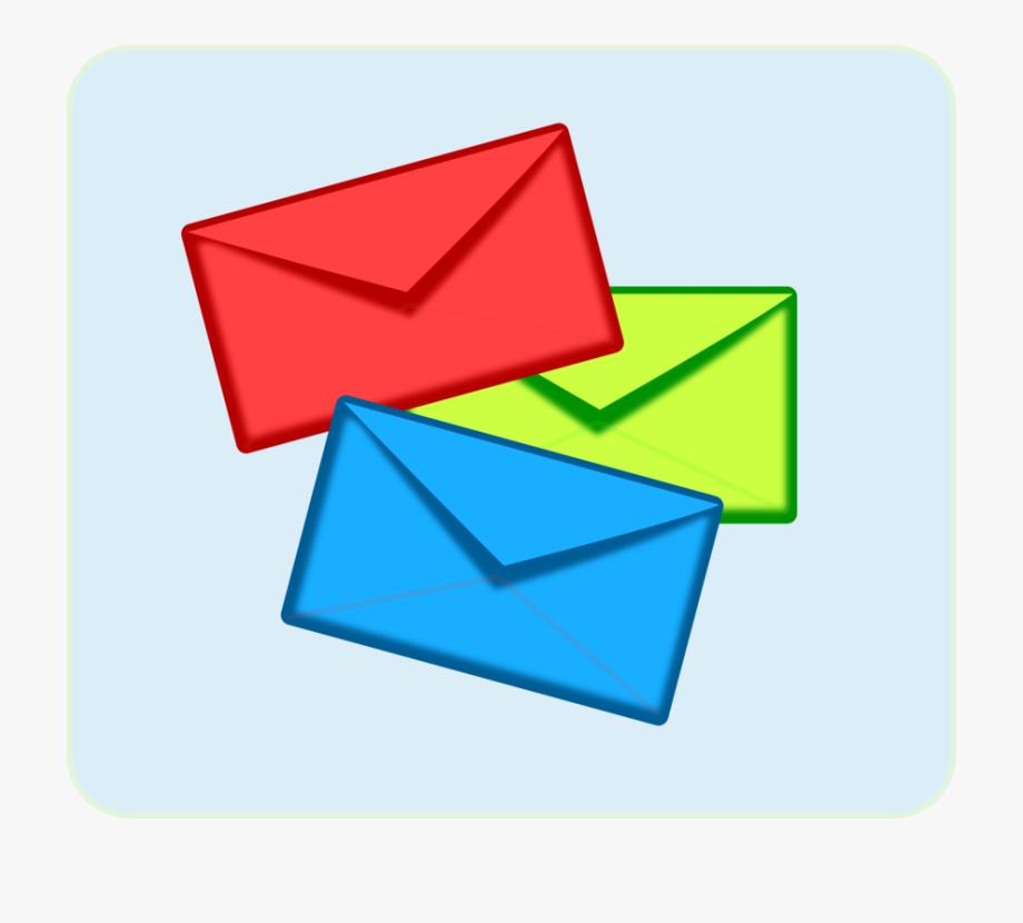 Envelope Paper Clip Art Christmas Letter Email.