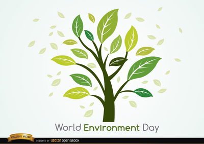 World Environment Day Clipart.