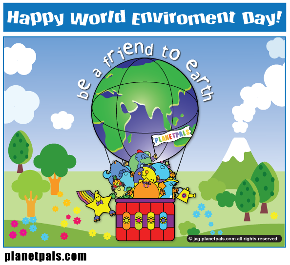About World Environment Day, Themes, History